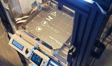 Mega 3D-Drucker-Gehäuse mit Filtersystem im Eigenbau