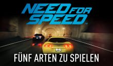 Need for Speed – Gameplay-Trailer