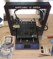 Anycubic I3 Mega – Bester 3D-Drucker für den Einstieg