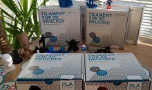 PCPointer.de-Gewinnspiel: Filament für 3D-Drucker
