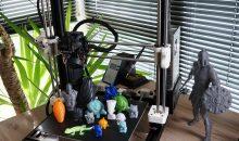 Prusa i3 MK3S Mod: 3D-Drucker selber bauen