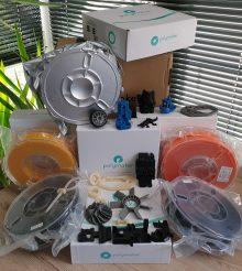 3D-Drucker: Polymaker PLA, ABS, TPU95, CoPa und PA6-GF im Test