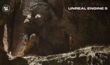 Unreal Engine 5 – PlayStation 5 Tech Demo