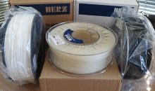 Filament: PC+PB, ABS und TPS für technische Anwendungen