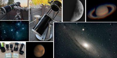 Astronomie für Einsteiger und Fortgeschrittene – Ratgeber