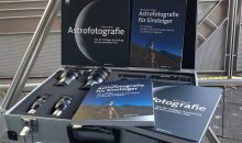 Astrofotografie – Sachbücher zu gewinnen!