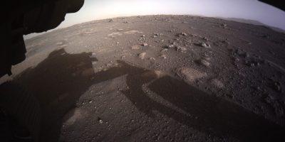 NASA Perseverance Rover – Landung auf dem Mars