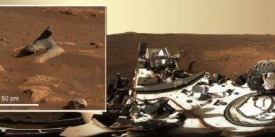 NASA's Perseverance Rover – Hochaufgelöste Rundumsicht vom Mars