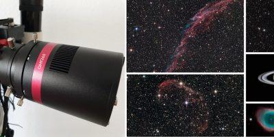 QHY 268C – CMOS Kamera für Astrofotografie