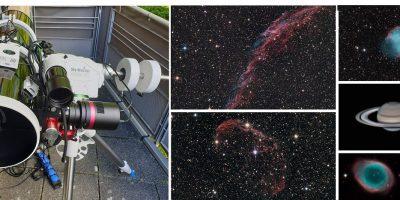 Astrofotografie – Ratgeber für Einsteiger und Fortgeschrittene