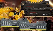 Zwei DDR3 Speicherkits