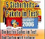 5 Internet Security 2006 – Suites im Test