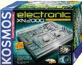 Kosmos electronic XN 2000 – Das Elektronik-Labor für zu Hause