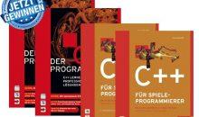 PCPointer.de Gewinnspiel – C++ Lehrbücher zu verlosen